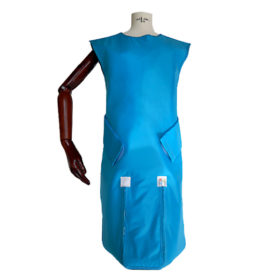 03 05 FRONTAL APRON: PROTECTION WHILE SEATED