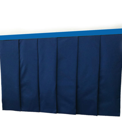 06 11 Mezzo grembiule – protezione anti-x per procedure da seduti
